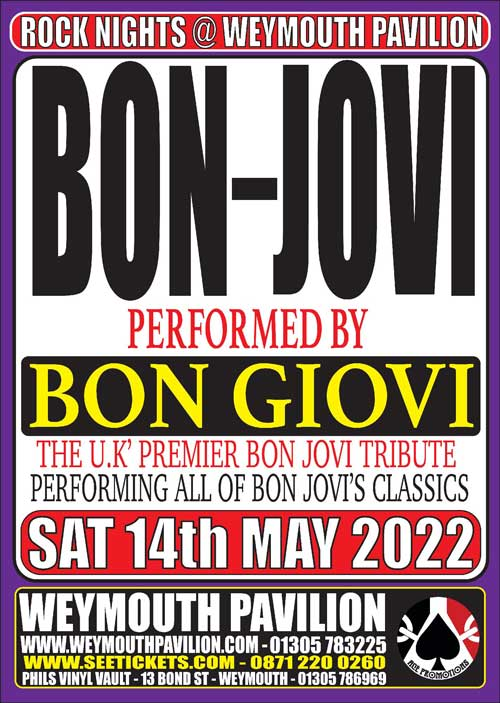 Bon-Jovi Performed by Bon Giovi