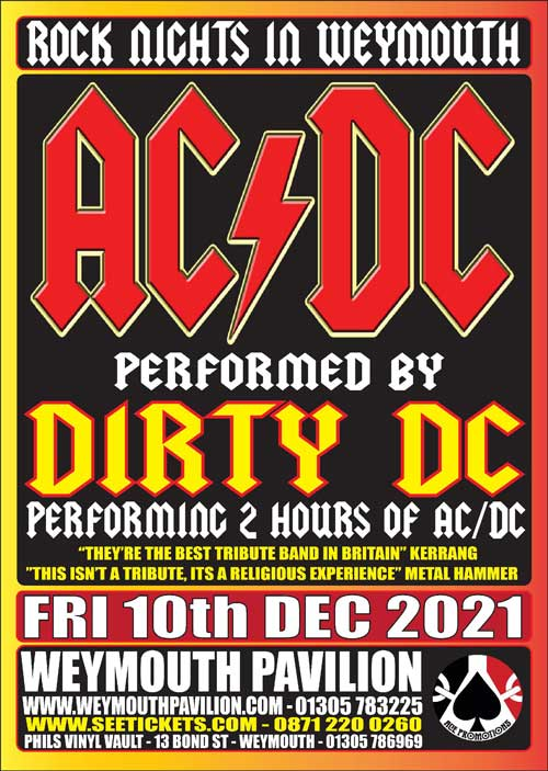 AC/DC Performed by Dirty DC